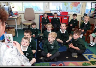 Read, Write, Inc Lesson with Year 1